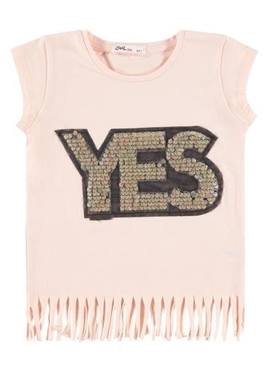 Civil Girls Kız Çocuk Tişört Somon